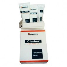 Clarina Anti-ACNE Kit (Cream-30g, Face Wash Gel-60 ml, Face Mask-75 ml)