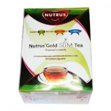 Gold Slim Tea Lemon & Mint Flavour