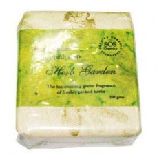 Hand-Crafted Luxury Herb Garden Soap