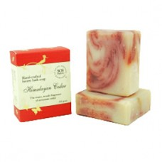Hand-Crafted Luxury Himalayan Cedar Soap