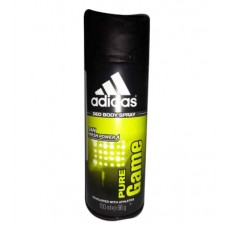 ADIDAS Adidas Pure Game Deo Body Spray For Men(150 Ml)