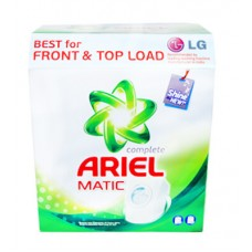 ARIEL Matic Front And Top Load Detergent Powder