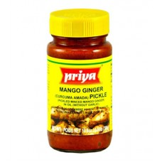Priya Mango Ginger Pickle