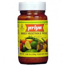 Priya mix veg pickle