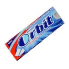 ORBIT CHEWING GUM WINTER FROST 5 PELLETS