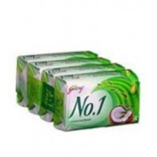 GODREJ NO.1 ALOE VERA & White LILY SOAP