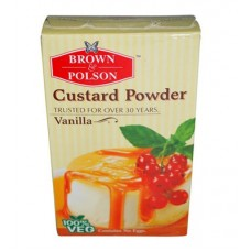 BROWN&POLSON VANILLA CUSTARD POWDER