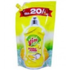 Vim Drop Lemon Liquid Dishwash