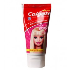 Colgate Strawberry Flavour Barbie Kids Toothpaste