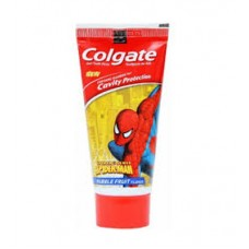 Colgate Spiderman Bubble Fruit Flavour Kids