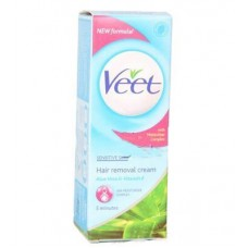 VEET Hair Removal Cream Sensitive Skin Aloe