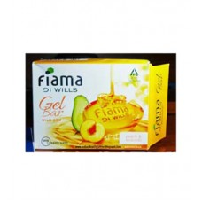 FIAMA DI WILLS gel bar clear Spring(Seawood & Lemongrass soap)