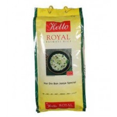 Hello Basmati Rice - Royal