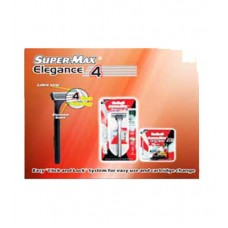 SUPER MAX Gillette Sensor3 Excel Refill Cartridges