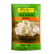 MOTHER'S RICE PAPAD JEERA