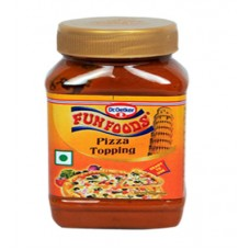 FUN FOODS pizza toppings
