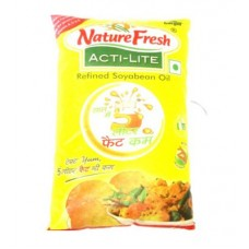 Nature Fresh Refined Soyabean Oil