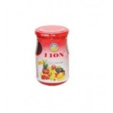 Lion mixed fruit jam