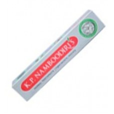 k.p. namboodiri's herbal toothpaste