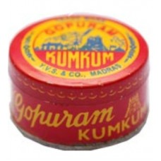 gopuram kumkum(dark red)
