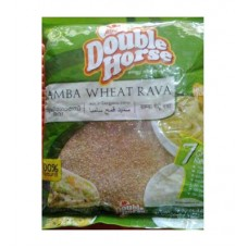 Double Horse Wheat Rava(500gm)
