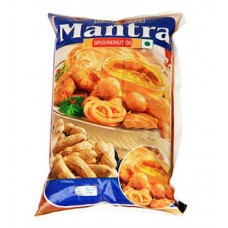 Mantra Groundnut Oil (1Kg)