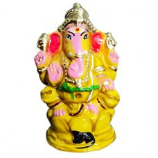 Lord Ganesha-Small-Yellow