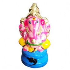 Lord Ganesha-Small-Pink