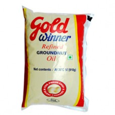 Gold Winner Groundnut Oil
